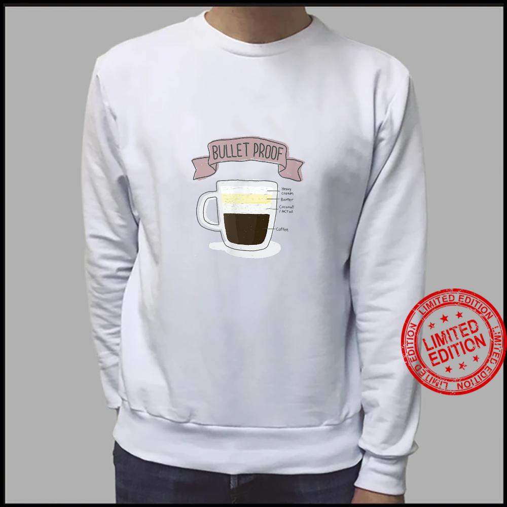 Bulletproof Coffee How to Keto Shirt sweater