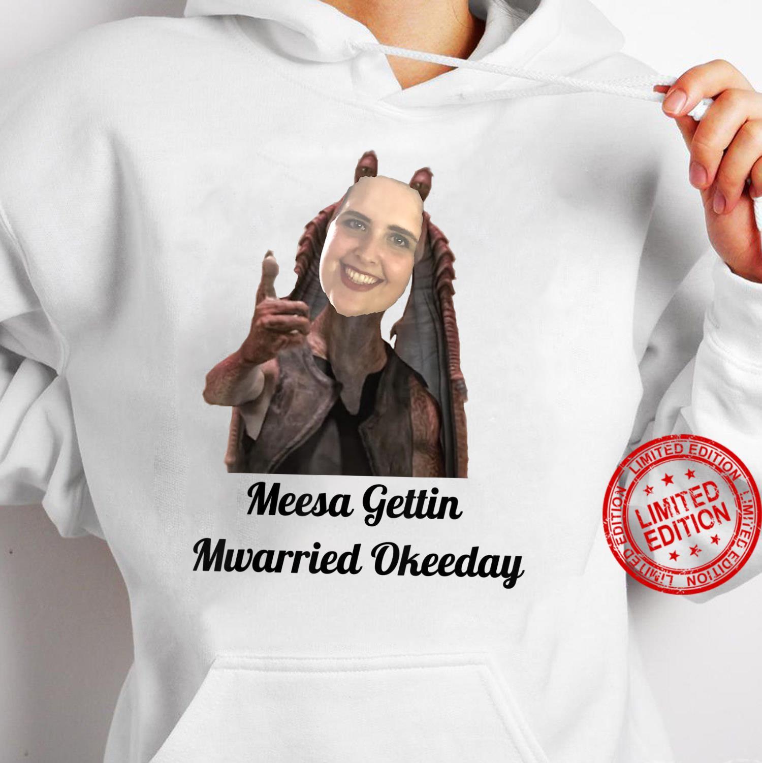 Katherine the Bride Shirt hoodie