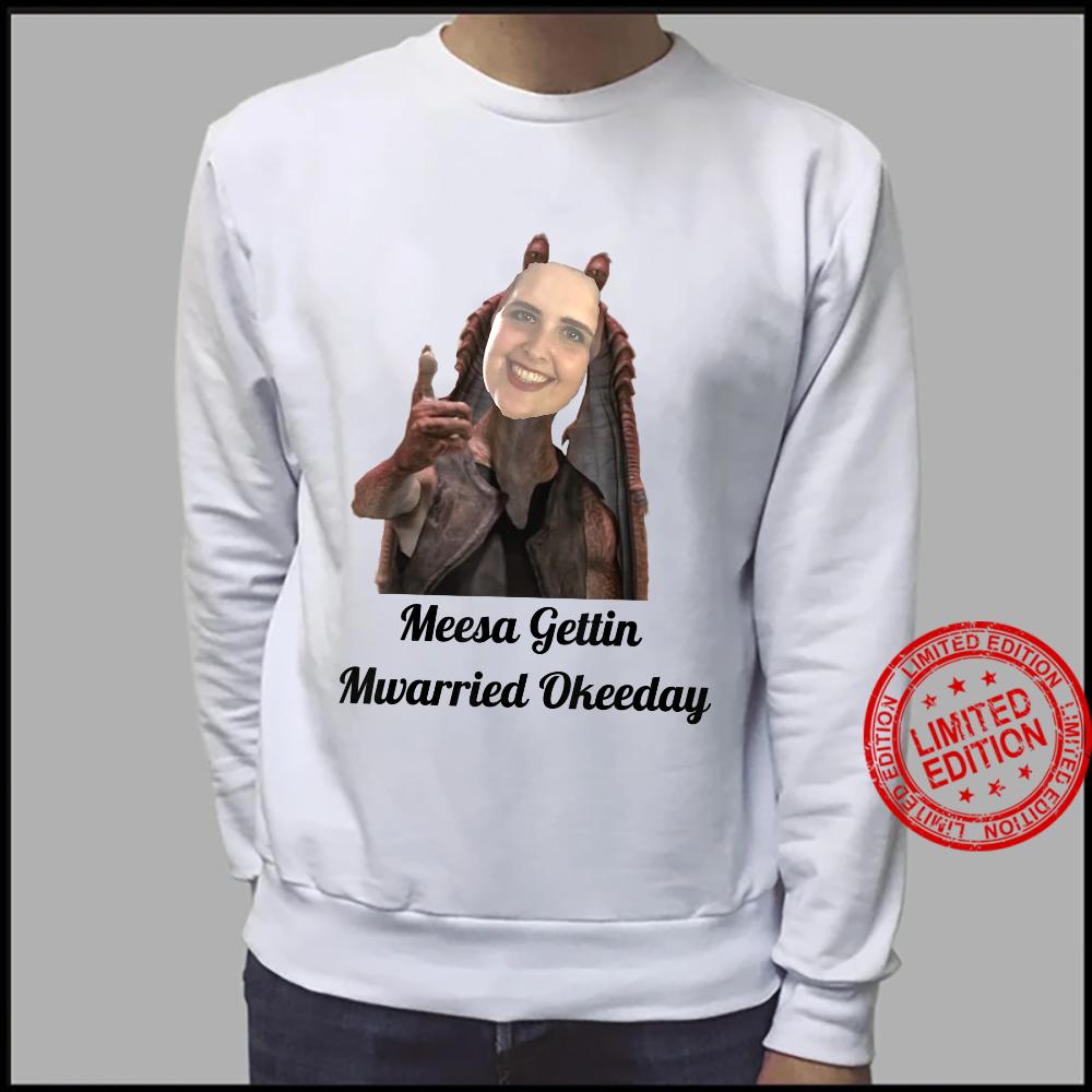 Katherine the Bride Shirt sweater