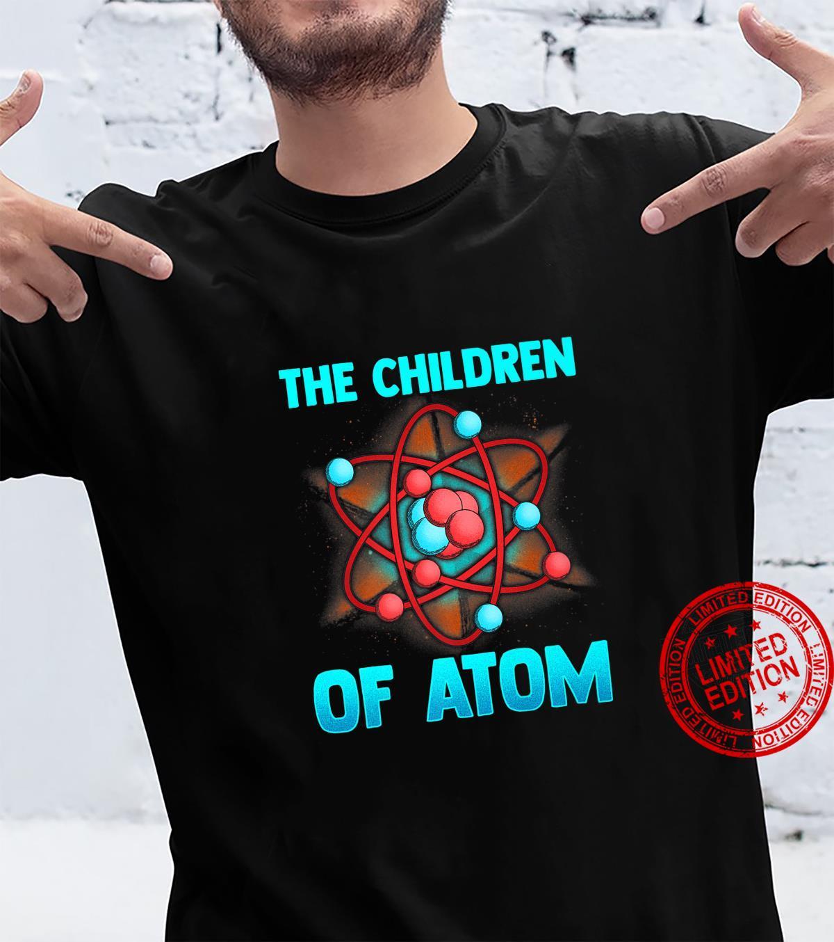 The Children Of Atom Shirt